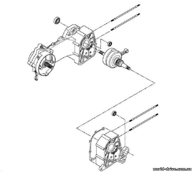 Инструкция По Ремонту Скутера 50 Кубов 4 Тактный